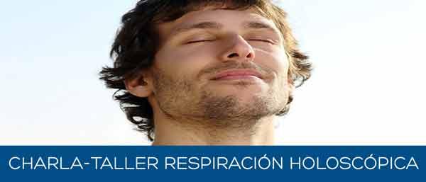 Charla taller respiracion holoscopica
